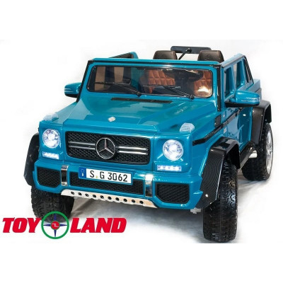 Электромобиль ToyLand Mercedes-Benz Maybach G650 AMG Синий