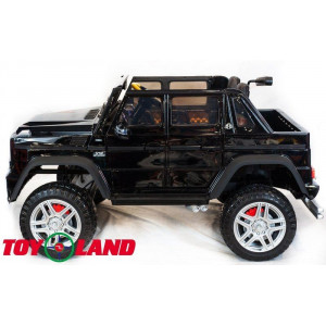 Электромобиль ToyLand Mercedes-Benz Maybach G650 AMG Черный