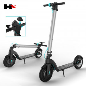 Электросамокат HX X7 Air Gray