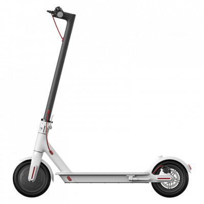Электросамокат Xiaomi Mi Electric Scooter Essential - white